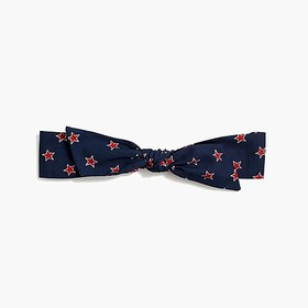J. Crew Factory Fabric tie headband