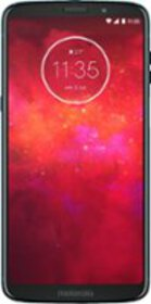 Motorola - Moto Z3 Play with 32GB Memory Cell Phon