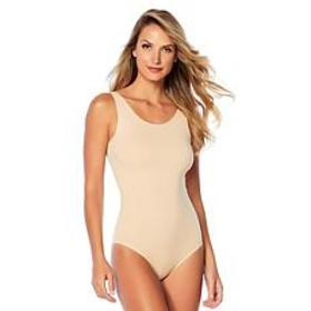 """""""As Is"""" Yummie Seamless Full-Back Tank Body Suit"""