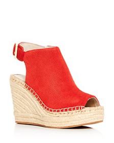 Kenneth Cole - Women's Olivia Perforated Wedge Esp