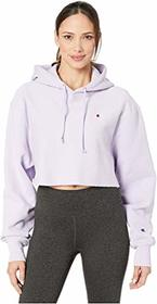 Champion Reverse Weave® Cropped Hoodie Fit