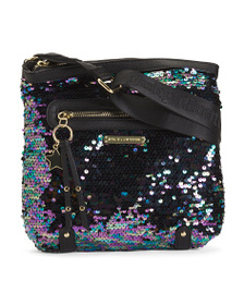 JUICY COUTURE Zip It Up Large Crossbody