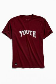 Native Youth College Logo Tee