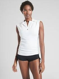 Pacifica Contoured Hoodie Tank