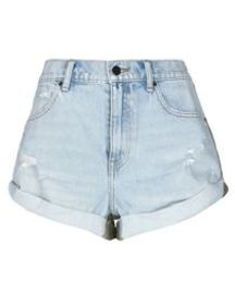 ALEXANDER WANG - Denim shorts