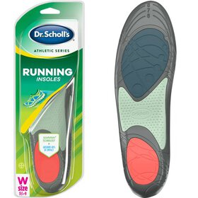 Dr. Scholls Athletic Series Running Insoles for Wo