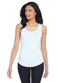 The Limited Petite Basic Scoop Neck Tank