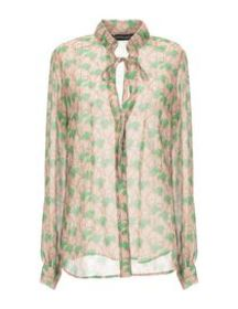 ALESSANDRO DELL'ACQUA - Floral shirts & blouses