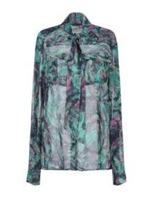 VERSACE COLLECTION - Floral shirts & blouses
