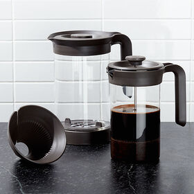 Crate Barrel Chef'n ® CoffeeHouse 3-in-1 Craft Cof