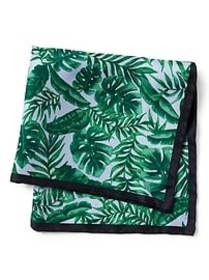 Palm Tree Pocket Square