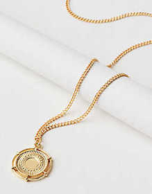 American Eagle AEO Coin Necklace