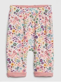 Baby Reversible Pull-On Pants