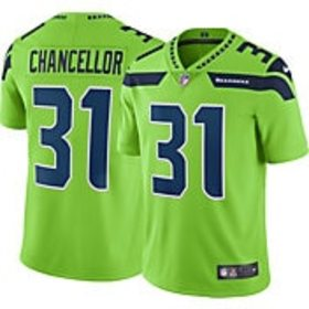 Nike Men's Color Rush Limited Jersey Seattle Seaha