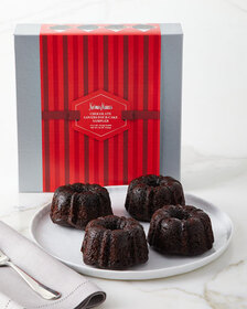 Neiman Marcus Chocolate Lover's 4-Cake Sampler