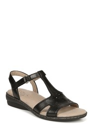 SOUL Naturalizer Brio Leather Slingback Sandal - W