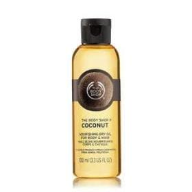 Coconut Nourishing Dry Oil For Body and Hair