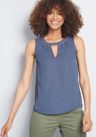 ModCloth ModCloth Envisioned Aesthetic Sleeveless