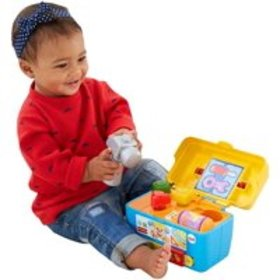 Fisher-Price Laugh & Learn Smart Stages Toolbox, I