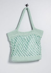 Most Chill Tote Net Bag Mint