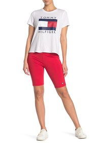 Tommy Hilfiger Stretch Bike Shorts