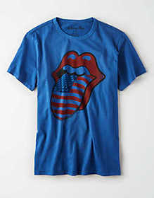 American Eagle AE Rolling Stones Graphic T-Shirt