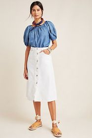 Anthropologie Citizens of Humanity Sabine Denim Mi