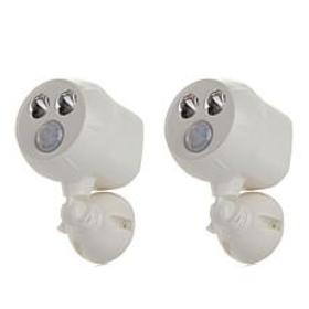 Mr. Beams 2-pack Wireless Ultra Bright Motion Spot
