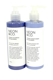 NEON AND CO Toning Shampoo for Blondes