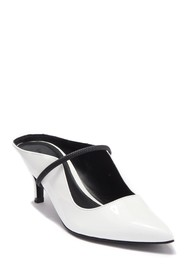 Sigerson Morrison Beryl Patent Leather Pointed Toe