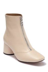 Marc Jacobs Natalie Front Zip Ankle Boot