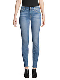 7 For All Mankind Mid-Rise Skinny Jeans VINTAGE PA