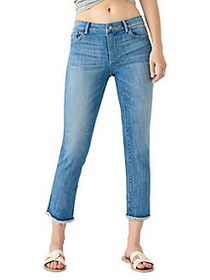 DL1961 Mara Ankle High-Rise Jeans NEWCASTLE