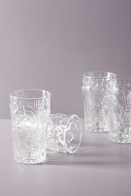 Anthropologie Sadie Tumblers, Set of 4
