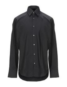 BOSS BLACK - Solid color shirt