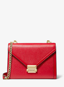 Michael Kors Whitney Large Pebbled Leather Convert