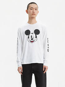 Levi's Levi's® x Disney Mickey Mouse Long Sleeve G
