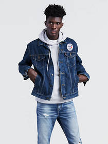 Levi's Levi's® MLB Denim Trucker Jacket