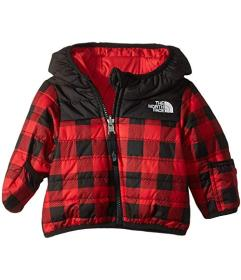 The North Face TNF Red Buffalo Check Print