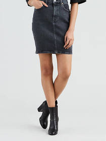 Levi's Mid Length Skirt