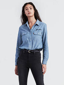 Levi's Levi's® MLB Chambray Patch Shirt