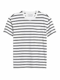 JAPAN EXCLUSIVE SUPIMA® Cotton Boxy-Fit T-Shirt