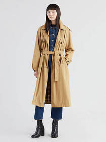 Levi's Kate Trench Coat