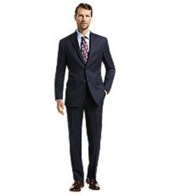 Jos Bank Reserve Collection Tailored Fit Woven Str
