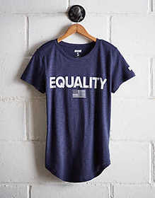 American Eagle Tailgate Women's Equality T-Shirt