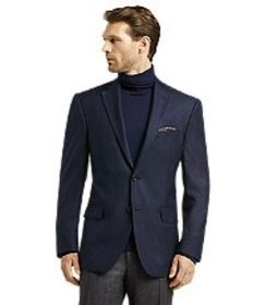 Jos Bank Reserve Collection Traditional Fit Plaid