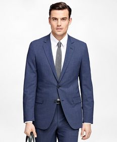 Brooks Brothers Fitzgerald Fit BrooksCool® Check S