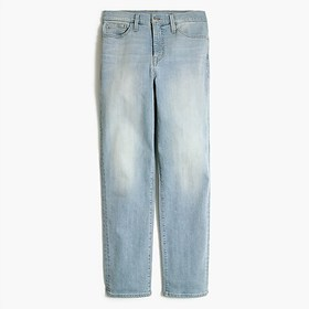 """J. Crew Factory 10"""" highest-rise straight jean in"""