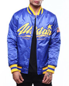 Buyers Picks all star nylon bomber jacket