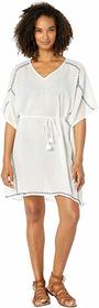 Calvin Klein Whip Stitch Beach Cover-Up